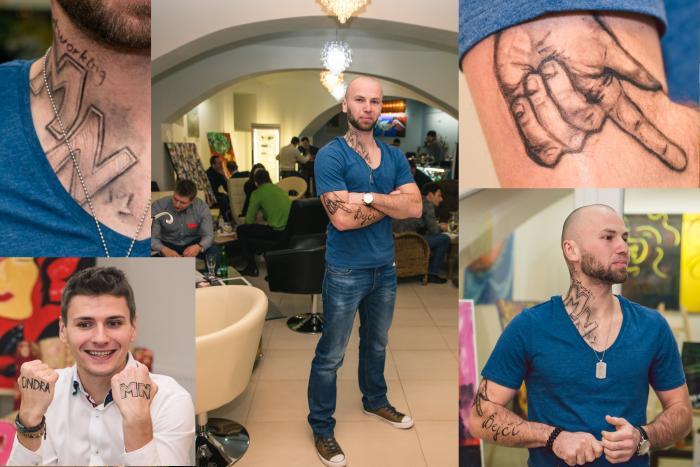 MN tetování