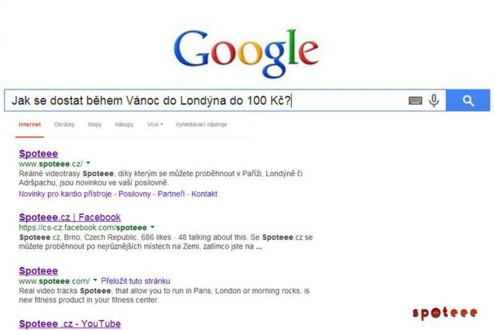 Google Spoteee